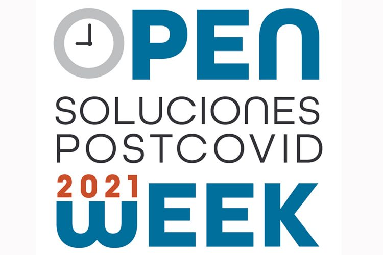 Open week 2021. soluciones covid