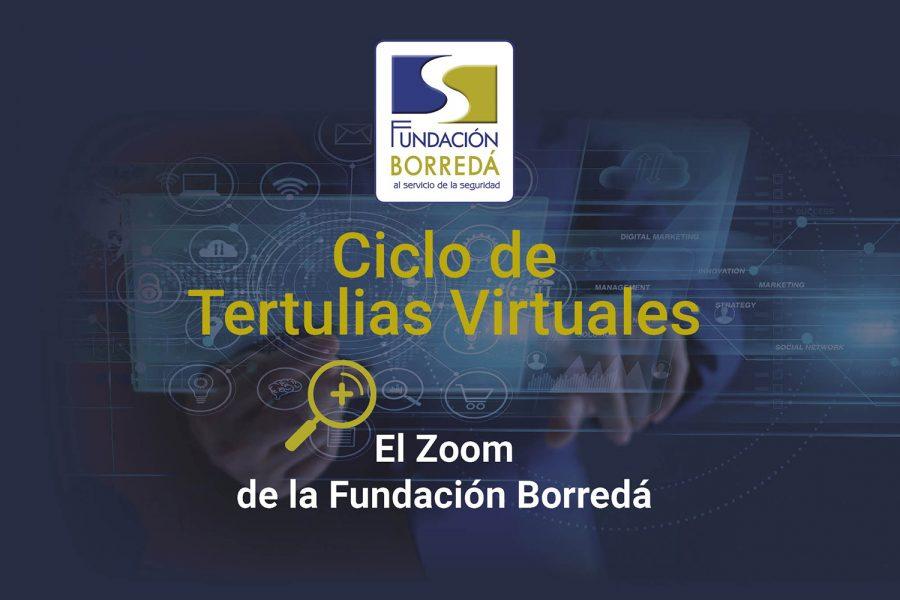 El Zoom de la Fundación Borredá tertulias digitales.