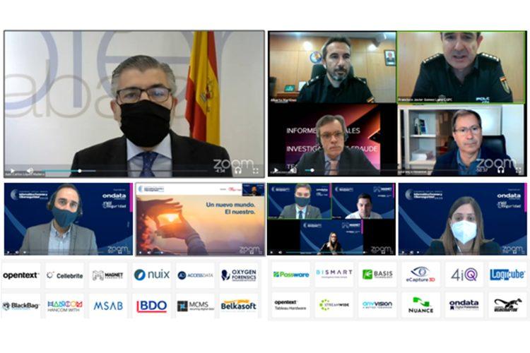 Congreso Informática Forense y Ciberseguridad OnData