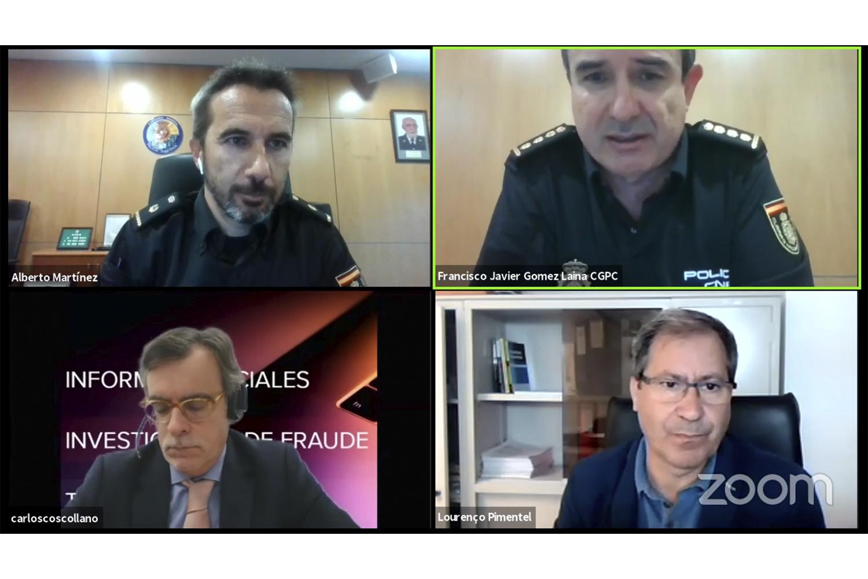Panel Congreso Informática Forense y Ciberseguridad OnData