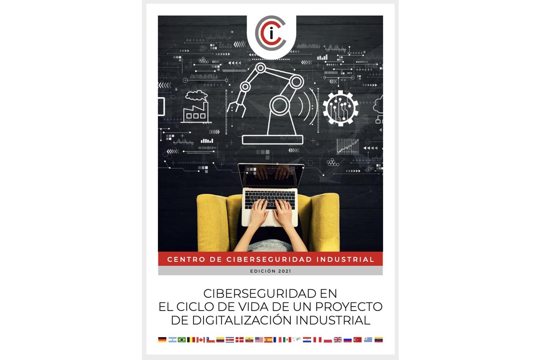 Portada ciberseguridad industrial