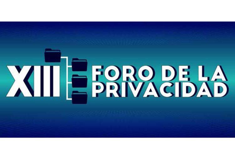 XIII Foro de la Privacidad