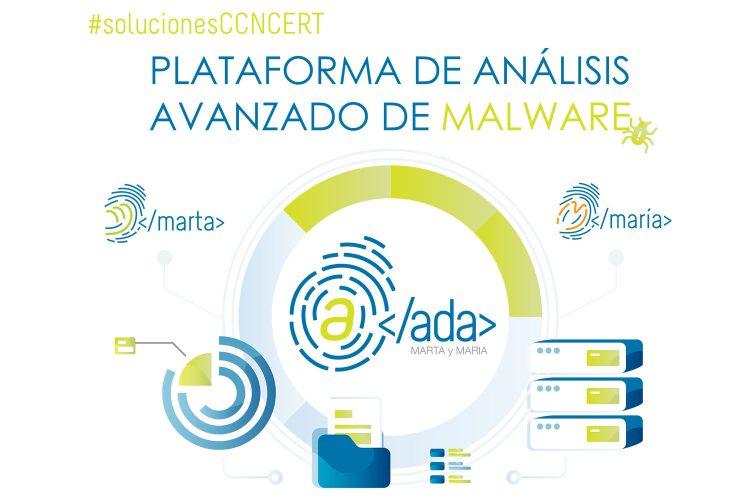 ADA malware herramienta CCN