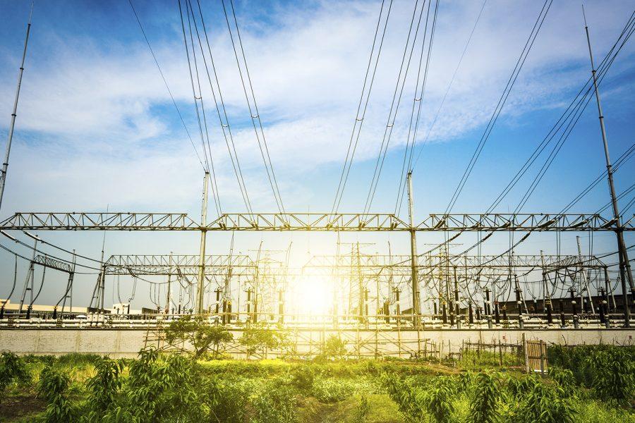 Subestación eléctrica, SOC, industria, ciberseguridad