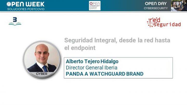 Albero Tejero. Panda. Open Week 2020