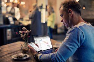 Dispositivos personales en el trabajo
