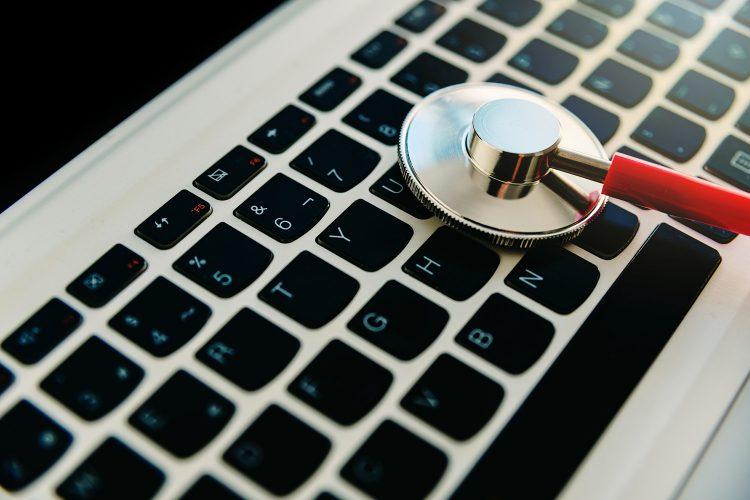 ransomware sanidad 2020 CrowdStrike