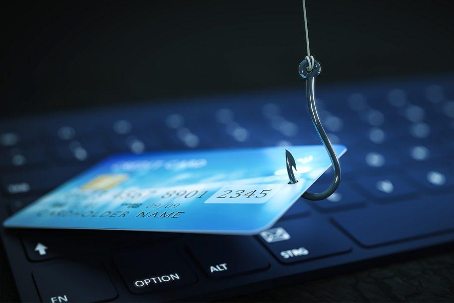 Robo de datos a través del phishing
