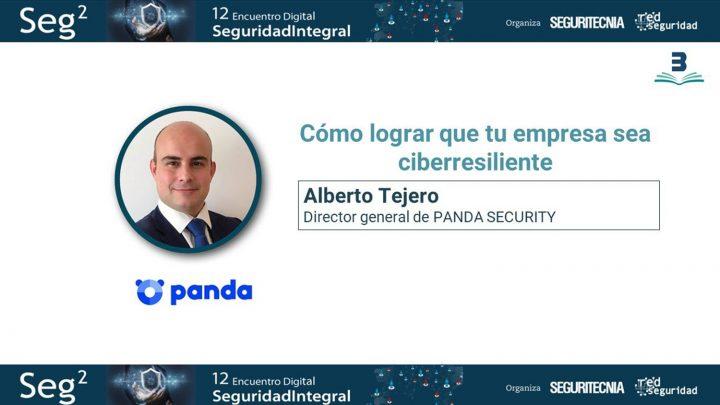 Alberto Tejero. Panda security. Seg2 2020