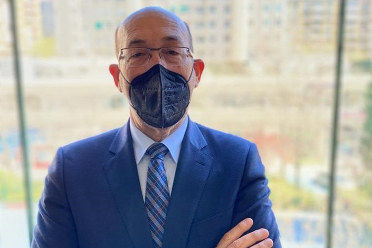 Alfredo Ruiz, CEO de Ondata International