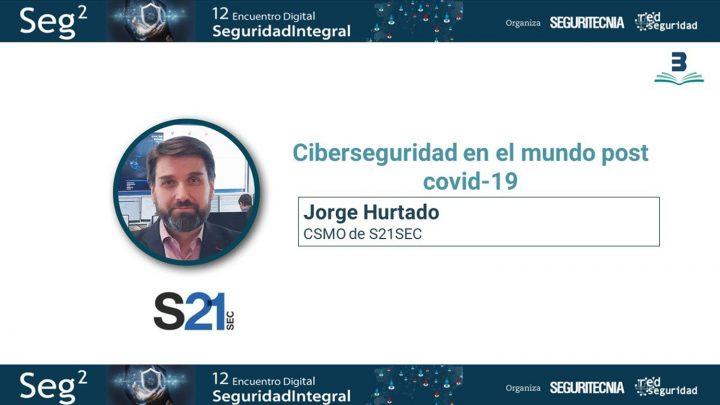 Jorge Hurtado. s21SEC. Seg2 2020