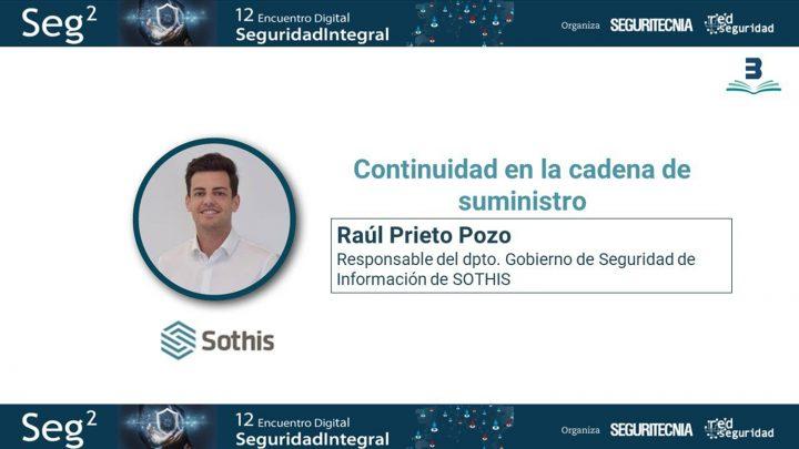 Raul Prieto. Sothis. Seg2 2020