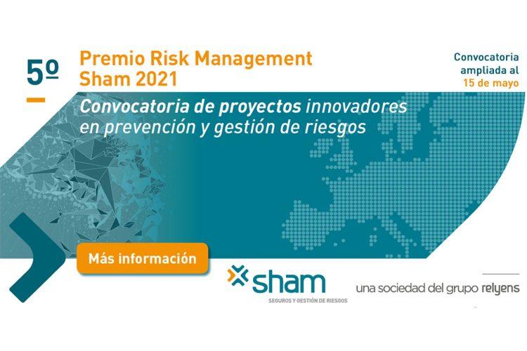 V Premio Risk Management Sham 2021