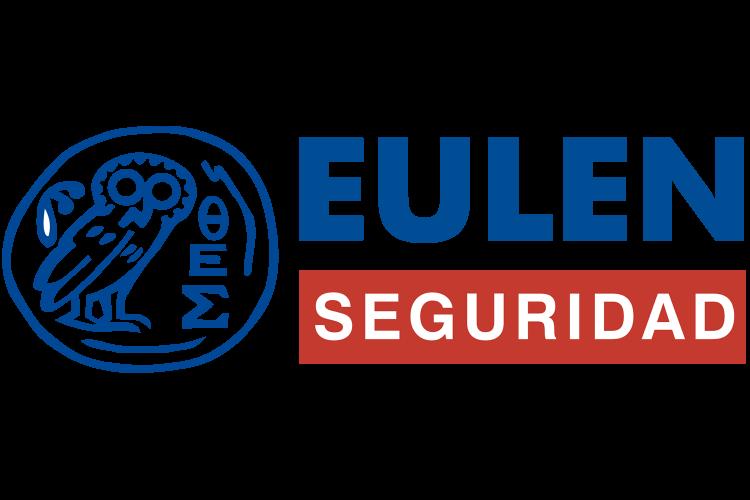 Eulen Seguridad logo.