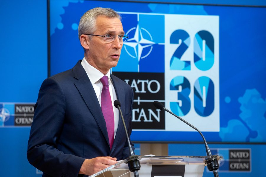 Jens Stoltenberg OTAN ciberamenazas.