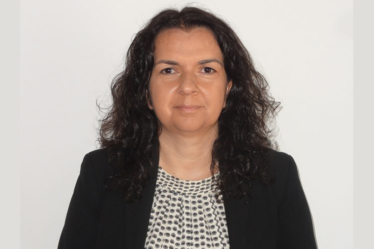 Vanesa Gil Laredo, presidenta de ISACA Madrid.