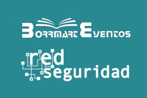 Logo Borrmart Eventos y Red Seguridad.