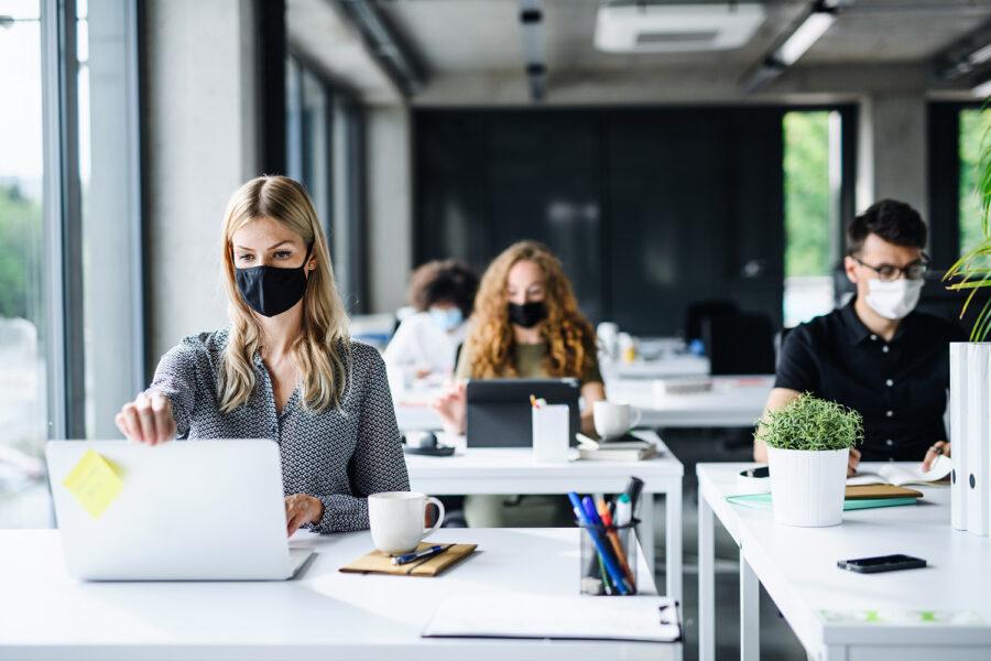 ciberseguridad-entorno laboral híbrido