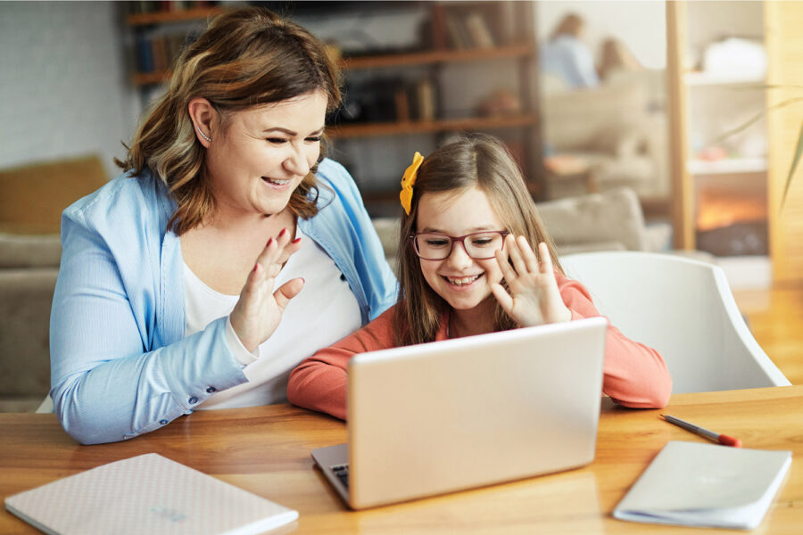 Incibe padres niños y educadores vuelta al cole ciberseguridad