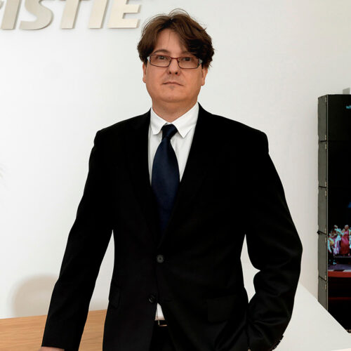 Marcos Fernández, director de Christie para España y Portugal