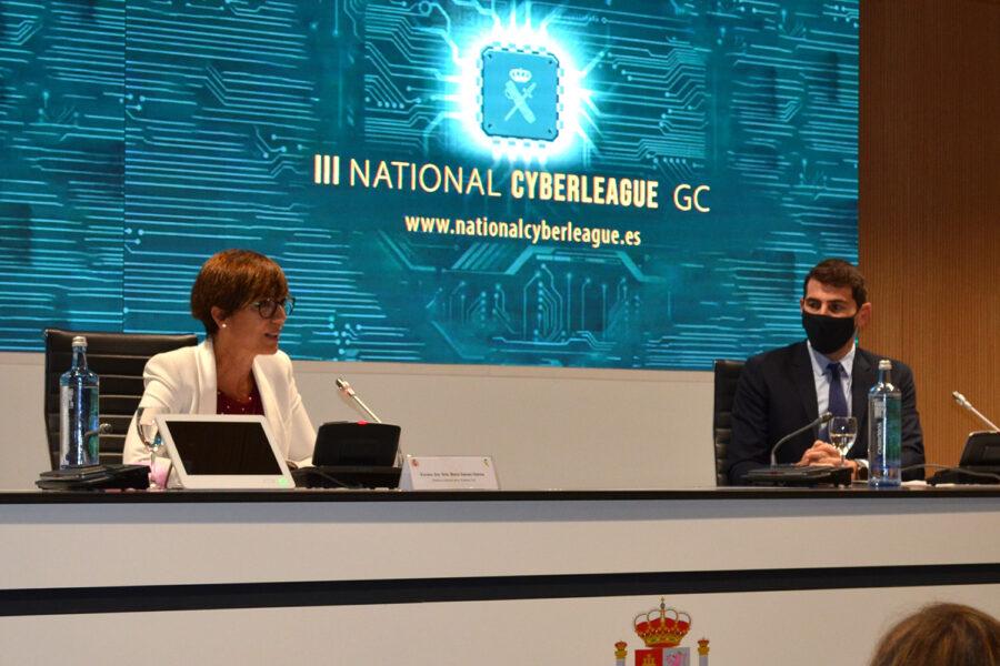 Presentación de la National Cyberleague.