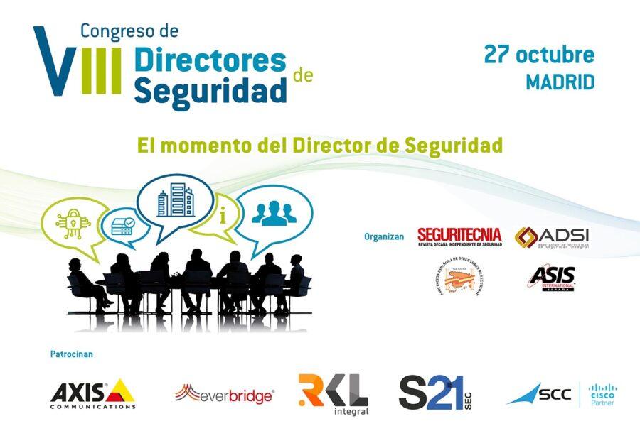 8º Congreso de Directores de Seguridad.