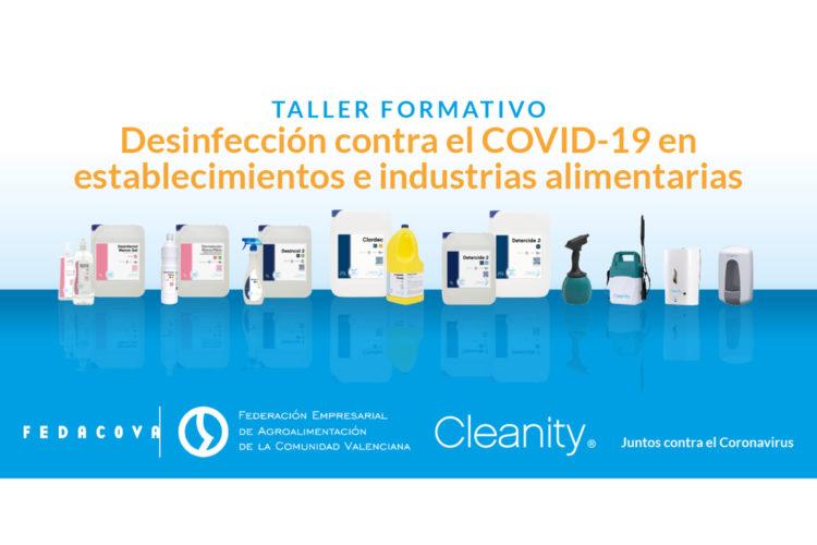 cleanity desinfección industria alimentaria