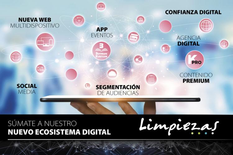 Ecosistema digital Limpiezas.