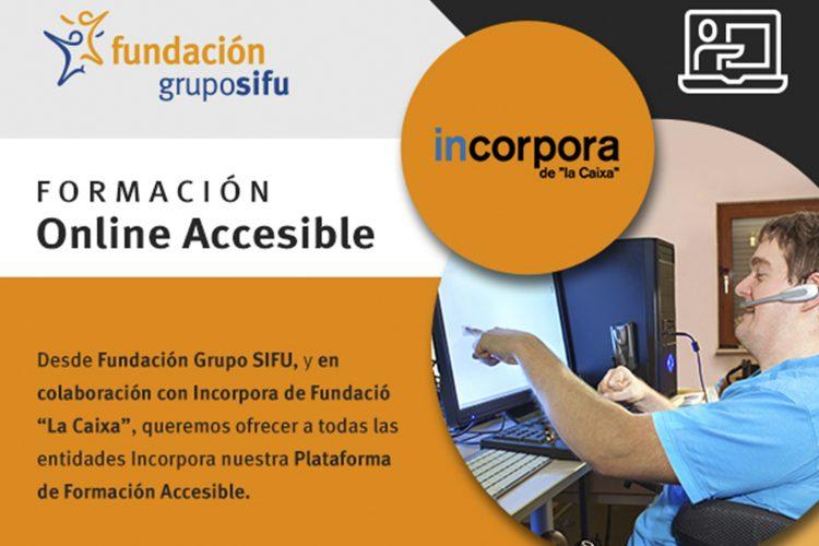 Fundación Grupo Sifu y LaCaixa