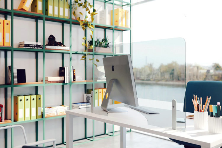 diseño espacios de trabajo postcoronavirus