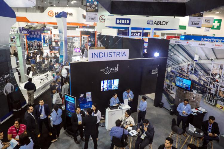 Expo Seguridad México imagen panorámica