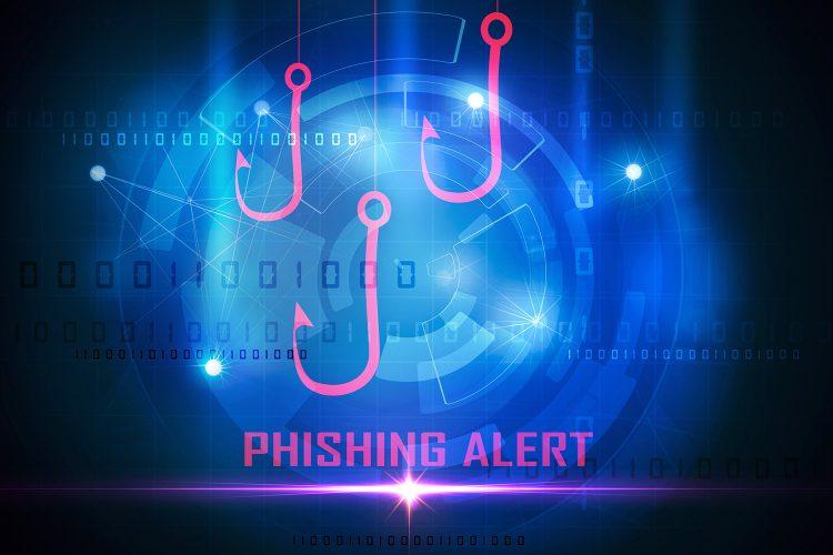 informe de ciberseguridad y phishing